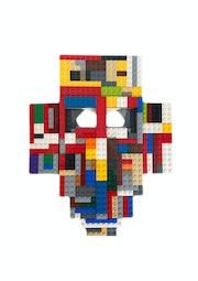 Lego Mask. Colegio Isaac Rabin