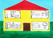 My House. Colegio Isaac Rabin