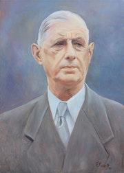 Charles De Gaulle, le Glaive. Frédéric Reverte