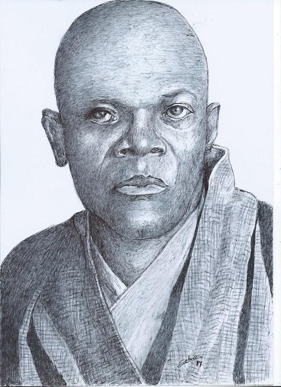 Samuel J. Jackson. Sebas