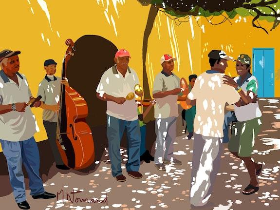 2020-08-05 Quand la musique est bonne !. Michel Normand Michel Normand