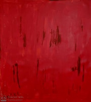 Abstraction in red.