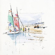 Or2020-17-cour de catamaran. Denis Moulin