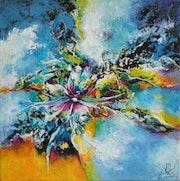 A fleur de rêve. Martine Weiner Vercheval