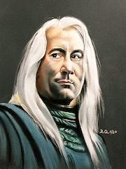 Lucius Malfoy.