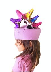 Crazy Hat.