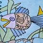Fish Underwater. Quinto Proyecto De Exposición