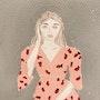 Retrato. Arte Isaac Rabin