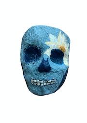 Máscara. Arte Isaac Rabin