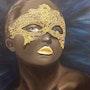 Masque. Gita Eftekhary