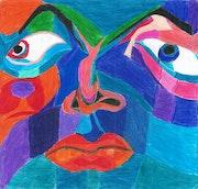 Investigating Cubism. Arte Isaac Rabin