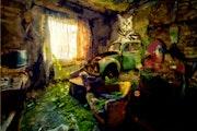 4- Coche Verde. «Abandonados»..