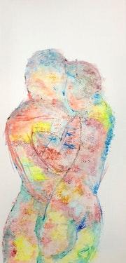 Quand l'âme, le corps, le cœur s'enlacent et s'envolent. Lagoss