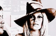 Iconic Posters - Bardot.