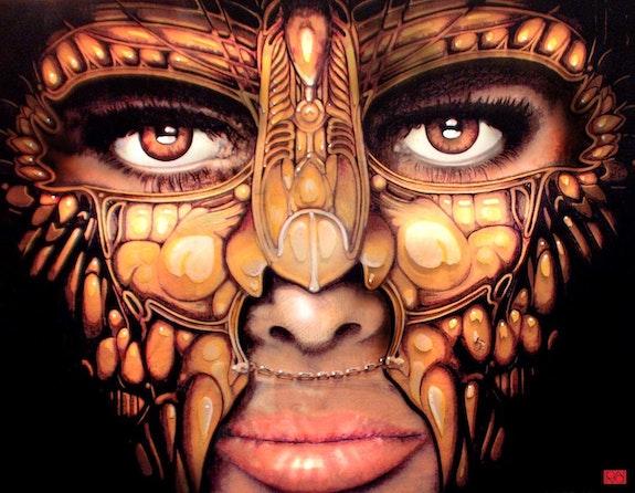 Sortir masquée. Roy Dominique Dominique Roy