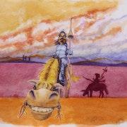 El Quijote.