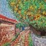 Orange tree. Sara Mofidi