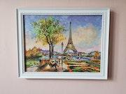 Tour Eiffel. Antonia Martin Romo Antonia