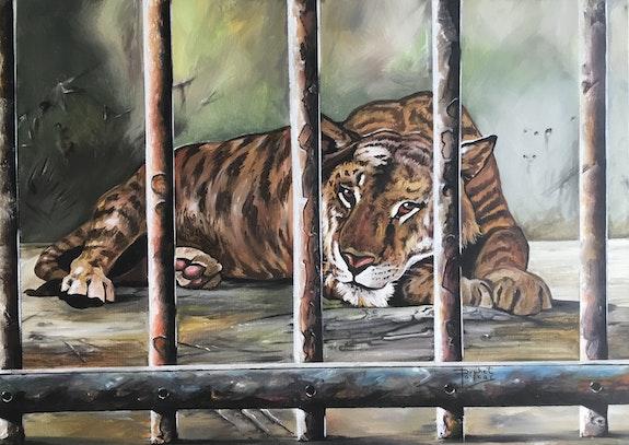 Le prisonnier. Pascal Duchet Pascal Duchet