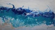 Ecume de mer. Véronique Reade