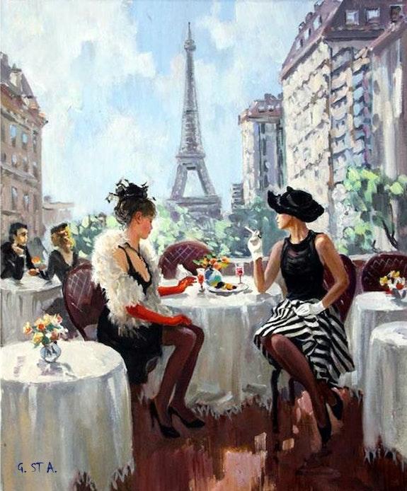 Parisiennes. Gilbert De St Amans Gilbert De St Amans