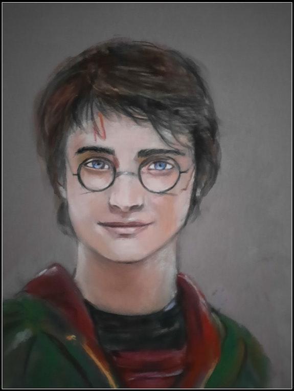 Harry.  Joelle Bouriel