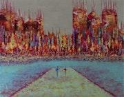 Prophetie… Artiste Peintre Nantes.