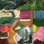 Palette. Andre Blanc
