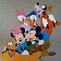 La bande à Mickey. James