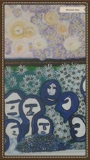 Le hérisson bleu. Philippe Daub