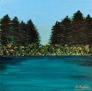 El bosque. Estefania Acuña Torres