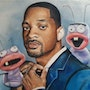 Will Smith y sus hormigas. Javier Blanco