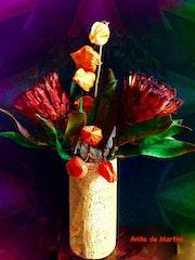 Bouquet exotique.