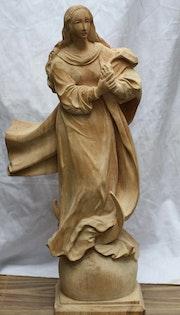 Virgen de los milagros. Ricardo Estrella