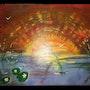 Soleil de plomb. Sylvain Godet