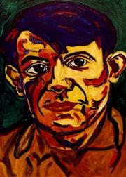 12- Picasso a los 31 años. Picasso.. Carmen Luna
