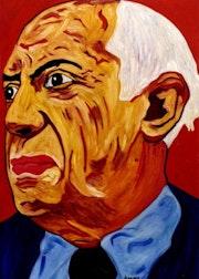 23- Picasso a los 65 años. Picasso.. Carmen Luna