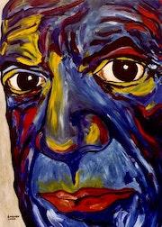 35- Picasso a los 93 años. Picasso.. Carmen Luna