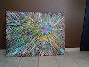 Etincelle. Artiste Peintre / Letrangefrederique