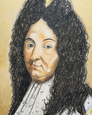 Portrait de Louis XIV.