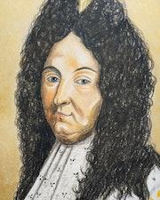 Portrait de Louis XIV.