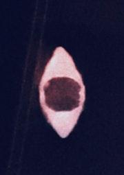 All seeing eye - Handmade jewellery ring. Divine Feminine