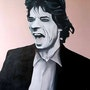 Mick Jagger. Heart In Business