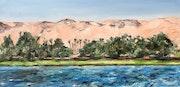 Au fil du Nil. Dominique Mansour
