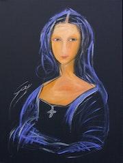 Mona Lisa. Catsaysun