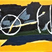 Abstracción de la bici. Marisol Usandegi