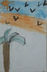 Sahara. Lyna Houari