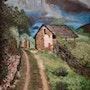 Le Chemin avant l'orage.