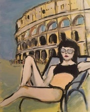 Colisee. Pierre Gribling