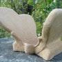 Papillon cendrier. David Bernard